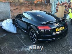 Audi TTRS 2.5 TFSI 400BHP 2018 Massive Spec Salvage Damaged