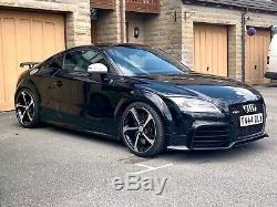 Audi TTRS 340bhp Quattro RS in Black