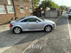 Audi Tt 1.8 Quattro 180bhp