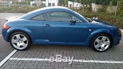 Audi Tt 225bhp Quattrofresh Mot