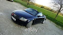 Audi Tt Convertible 225 Bhp Quattro S-line. May Px/swap