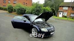 Audi Tt Convertible 225 Bhp Quattro S-line. Not Modified