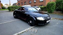 Audi Tt Coupe 225 Bhp Quattro S-line. Red Leather. May Px/swap Not Modified
