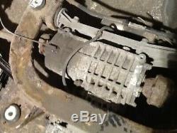 Audi Tt Mk1 1.8t 225 Bhp Bam Quattro 1998-2006 Rear Diff Differential Haldex
