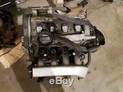 Audi Tt Mk1 1.8t 225 Bhp Quattro 1998-2006 Engine Bare Petrol Code Bam