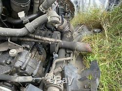 Audi Tt Mk1 8n 03 Quattro Complete Engine Gearbox Strut Brakes 1.8t 180bhp Ary