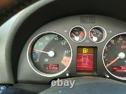 Audi Tt Mk1 Convertible 1.8 Quattro 180bhp 6sp Manual
