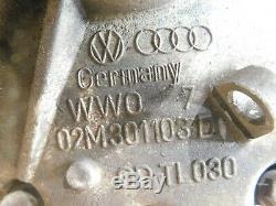 Audi Tt Quattro 225 Bhp 1.8 Turbo Bam 6 Speed Manual Gearbox 02m301103d Ww07 5/4