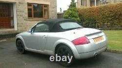 Audi Tt Quattro 225 Bhp Convertible Small Project Job