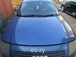 Audi Tt Quattro (225 Bhp) Coupe 3 Door 1998-2006 1781 Bonnet
