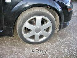 Audi Tt Quattro 225 Bhp Year 2000 Spares Or Repair Been Stood 1 Year 1.8 Petrol