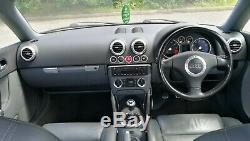 Audi Tt Quattro Bam 225bhp Only 80k, Rare Colour, Future Classic, Poss Px Swap