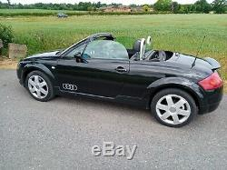 Audi Tt Roadster225 Bhp Bam Quattro