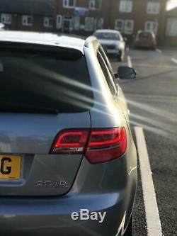 Audi a3 2.0 tdi quattro s line black edition 170 bhp