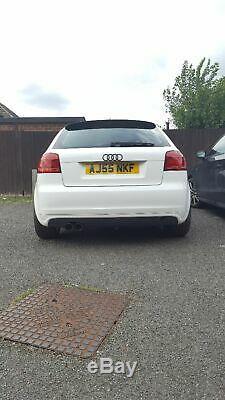 Audi a3 Quattro 2.0 tfsi 323BHP SLINE s3