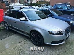 Audi a4 2005 avant quattro 3.0tdi sline 174k 300bhp