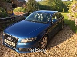 Audi a4 3.2 fsi quattro 265bhp