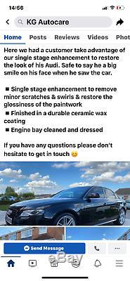 Audi a4 S-Line 3.0v6 Tdi Quattro FSH 300bhp