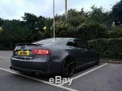 Audi a5 3.0 tdi quattro 340 bhp