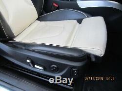 Audi a5 quattro 3.0 tdi 2014 convertible 245 bhp top range model full service