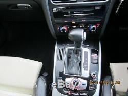 Audi a5 quattro 3.0 tdi 2014 convertible 250 bhp top range model full service