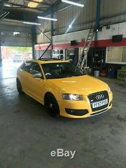 Audi s3 57 plate 2.0 tfsi quattro fully loaded fsh 265bhp 3dr