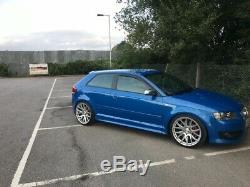 Audi s3 8p 2.0 TFSI Quattro 513BHP 2007 big turbo, forged
