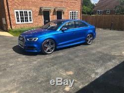 Audi s3 Quattro saloon 310bhp 2019