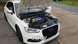 Audi s3 tfsi Quattro 2013 Revo stage 2 approx 400bhp