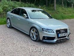 Audi s4 b8 quattro manual 450bhp drive select fast