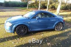 Audi tt mk1 225bhp quattro 2002
