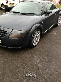Audi tt quattro 1.8t 180 bhp spares or repair