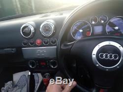 Audi tt quattro convertible 180bhp 1.8t