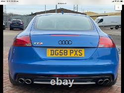Audi tts Quattro Stage 1 over 300BHP