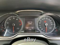 Beautiful Audi A4 B8.5 Quattro S-Line with 208bhp