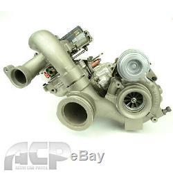 Bi Turbocharger Audi A6 A7 Q5 SQ5 3.0 TDI. 230 kW / 313 BHP. Turbo 805713