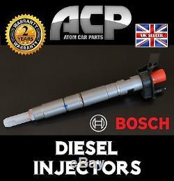 Bosch Diesel Injector for Volkswagen Touareg 3.0 TDI 3.0 V6 TDI. (7LA, 7L6, 7L7)