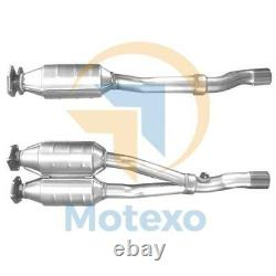 Catalytic Converter AUDI TT 1.8i 20v Turbo Quattro (180bhp AJQ ARY) 10/98-2/01