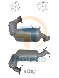 DPF AUDI A5 Quattro 3.0TDI V6 24V DPF 239 bhp CAPA 7/075/08