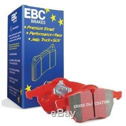 EBC Redstuff Front Brake Pads For Audi TT Quattro 1.8 Turbo 225 Bhp 98-2006