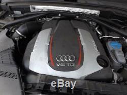 ENGINE Audi Q5 2009 On SQ5 Quattro 3.0 305Bhp Diesel Automatic CVUC 7429750