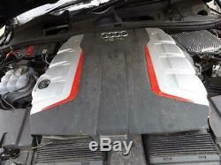 ENGINE Audi Q7 2015-2019 SQ7 Quattro TDi 4WD 4.0 429Bhp Diesel CZAC 11056354