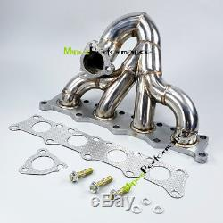 FOR Audi TT/S3 210 225 BHP Quattro Seat Stainless Steel Turbo Exhaust Manifold
