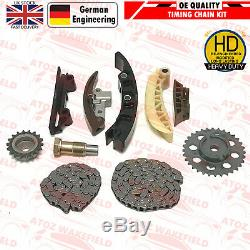 For Audi A3 Tt 3.2 V6 Vr6 Quattro 250 Bhp Petrol Engine Timing Chain Service Kit