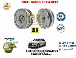 For Audi Q5 3.0 Tdi Quattro S Tronic 240bhp 2008- New Dual Mass Dmf Flywheel
