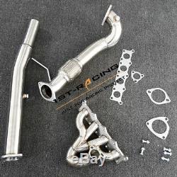 For Audi S3 TT /Seat Leon 1.8T Quattro 225BHP BAM BFV Exhaust Manifold+ Downpipe