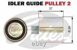 For Audi Tt 2.0 265bhp 272bhp Quattro 2008- Water Pump + Timing Cam Belt Kit