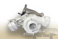 Garrett Turbocharger for Audi A4, A6 1.9 / 2.0 TDI. 130/140 BHP. Turbo 717858