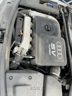 Genuine Audi Tt MK1 S3 8L QUATTRO 1.8T 225BHP FHB 6 Speed Manual Gearbox BAM