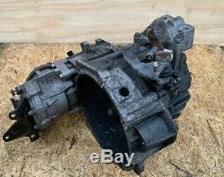Genuine Audi Tt Mk1 Quattro 1.8t 225bhp Bam Fhb 6 Speed Manual Gearbox & Diff